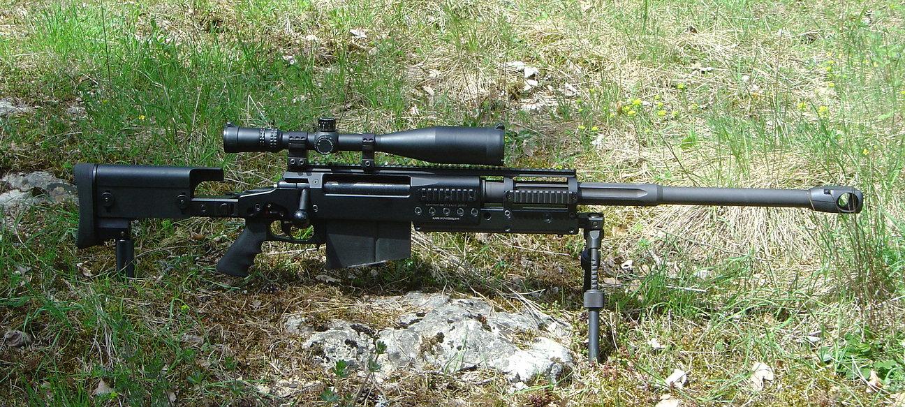 "Lutz Möller .50"" BMG MunitionSieg"