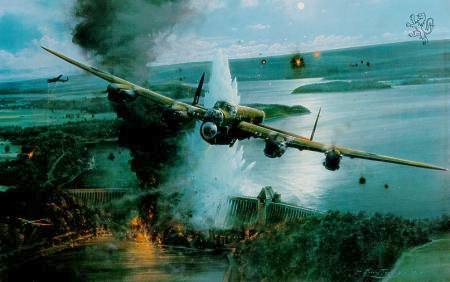 Operation Chastise, By Robert Taylor